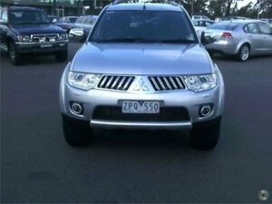 2012 Mitsubishi Challenger PB MY12 XLS (5 Seat) (4x4) Silver 5 Speed Automatic Wagon Traralgon Latrobe Valley Preview
