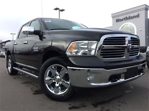 2016 Ram 1500 SLT 3.0L Turbo Diesel 8 Speed