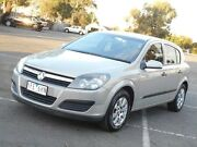 2006 Holden Astra AH MY07 CD Gold 5 Speed Manual Hatchback Maidstone Maribyrnong Area Preview