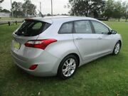 2013 Hyundai i30 GD Active Tourer Silver 6 Speed Sports Automatic Wagon Kempsey Kempsey Area Preview