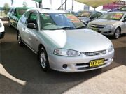 2003 Mitsubishi Mirage CE MY2002 Silver 5 Speed Manual Hatchback Mount Druitt Blacktown Area Preview