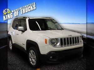 2016 Jeep Renegade Limitedfleet