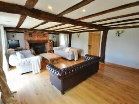 Double room in Stunning Farm House