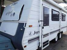 1997 Jayco Gooloogong Cowra Area Preview