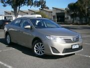 2012 Toyota Camry ASV50R Altise Sandstone 6 Speed Automatic Sedan Braybrook Maribyrnong Area Preview