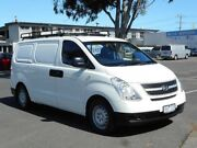 2011 Hyundai iLOAD TQ White 5 Speed Manual Van Braybrook Maribyrnong Area Preview