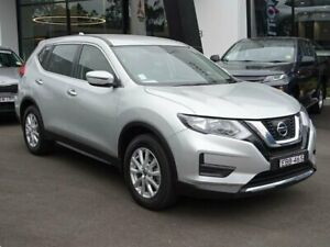 2018 Nissan X-Trail T32 Series 2 ST (2WD) Silver Continuous Variable Wagon South Nowra Nowra-Bomaderry Preview