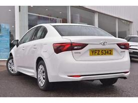 Toyota Avensis D-4D ACTIVE (white) 2015-09-28