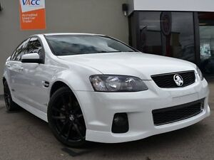 2012 Holden Commodore VE II MY12 SS White 6 Speed Manual Sedan Fawkner Moreland Area Preview