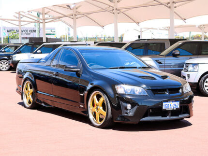 2007 Holden Special Vehicles Maloo E Series R8 Black 6 Speed Automatic Utility Jandakot Cockburn Area Preview