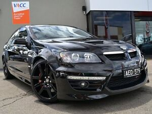 2010 Holden Special Vehicles GTS E Series 3 Phantom 6 Speed Sports Automatic Sedan Fawkner Moreland Area Preview
