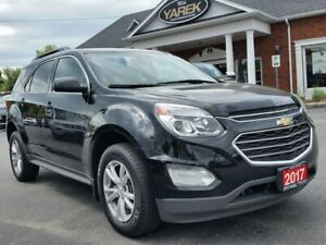 2017 Chevrolet Equinox LT AWD, NAV, Sunroof, Heated Seats, Back