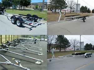 2020 Excalibur Galvanized Boat Trailers - Made in Canada