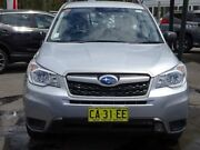 2014 Subaru Forester MY14 2.5I Silver Continuous Variable Wagon South Nowra Nowra-Bomaderry Preview