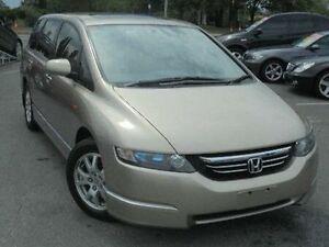 2004 Honda Odyssey 3rd Gen Luxury Gold 5 Speed Sports Automatic Wagon Bundall Gold Coast City Preview