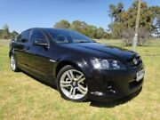 2008 Holden Commodore VE MY09 SV6 Black 5 Speed Automatic Sedan Mordialloc Kingston Area Preview