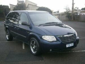 2006 Chrysler Grand Voyager RG SE Vision Blue 4 Speed Automatic Wagon Braybrook Maribyrnong Area Preview