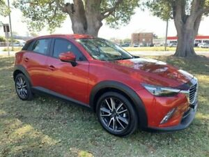 2015 Mazda CX-3 DK2W7A sTouring SKYACTIV-Drive Red 6 Speed Sports Automatic Wagon Kempsey Kempsey Area Preview