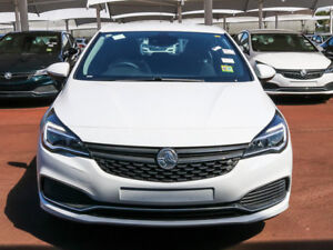 2017 Holden Astra BK MY17 R+ Summit White 6 Speed Sports Automatic Hatchback