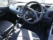 2014 Kia Rio UB MY14 S Silver 4 Speed Sports Automatic Hatchback Minchinbury Blacktown Area Preview