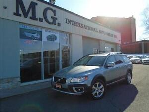2009 Volvo XC70 3.0L T6 AWD w/Leather/Roof