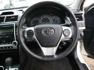 2012 Toyota Camry ASV50R Altise Sedan 4dr Spts Auto 6sp 2.5i White Sports Automatic Sedan Mount Druitt Blacktown Area Preview