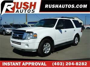 2010 Ford Expedition XLT  $109 B/W APPLY NOW