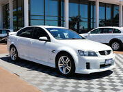 2010 Holden Commodore VE MY10 SV6 White 6 Speed Sports Automatic Sedan Alfred Cove Melville Area Preview