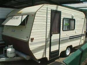 #1610 Regal 16' full van, twin beds 12rego Free delivery Penrith Penrith Area Preview