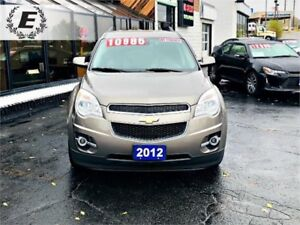 2012 CHEVROLET EQUINOX LT WITH REVERSE CAMERA