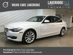 2013 BMW 3 Series 320i xDrive, Sunroof, Heated Seats, Navigation