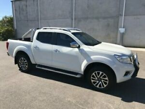 2016 Nissan Navara D23 S2 ST-X DUAL CAB White Semi Auto Utility Bells Creek Caloundra Area Preview