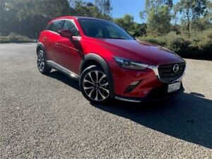2019 Mazda CX-3 CX3DAW5ST Soul Red Crystal Automatic Wagon Clare Clare Area Preview