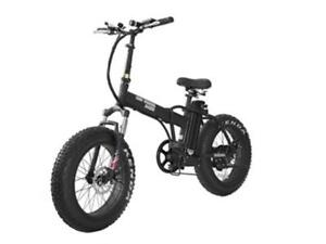 Daymak New Yorker fat tire folding Ebike electric $2095!!
