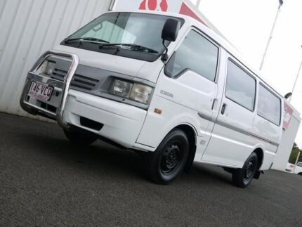 2004 Ford Econovan JH MY03 MWB White 5 Speed Manual Van Svensson Heights Bundaberg City Preview