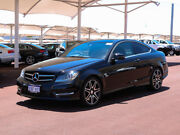 2014 Mercedes-Benz C250 W204 MY14 Sport Black 7 Speed Automatic G-Tronic Coupe Morley Bayswater Area Preview
