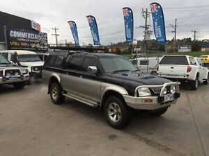2005 Mitsubishi Triton MK MY06 GLS (4x4) 5 Speed Manual 4x4 Lilydale Yarra Ranges Preview