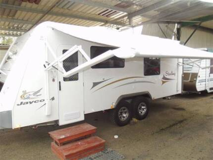 2009 Steling 21'6'' Has Elect Roll/out awning walls,Ensuit.12rego Cowra Cowra Area Preview