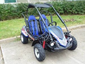 ISO Kids off road go kart-wanted in trade for services