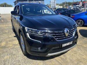 2016 Renault Koleos XZG Zen X-Tronic (4x2) Black Continuous Variable Wagon Five Dock Canada Bay Area Preview