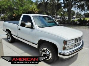 NO-RESERVE-Show-Quality-1992-Chevy-Truck-Super-Clean-350-Auto-AC-Daily-Driver