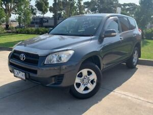 2009 Toyota RAV4 ACA33R MY09 CV Grey 4 Speed Automatic Wagon Brooklyn Brimbank Area Preview