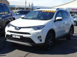 2016 Toyota RAV4 ZSA42R MY16 GXL (2WD) Crystal White Pearl Continuous Variable Wagon South Nowra Nowra-Bomaderry Preview