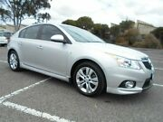 2013 Holden Cruze JH MY14 SRi Silver 6 Speed Automatic Hatchback Maidstone Maribyrnong Area Preview
