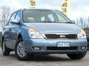 2014 Kia Grand Carnival VQ MY14 S Blue 6 Speed Sports Automatic Wagon Pearce Woden Valley Preview