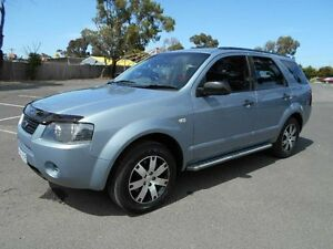 2007 Ford Territory SY SR (RWD) Grey 4 Speed Auto Seq Sportshift Wagon Maidstone Maribyrnong Area Preview