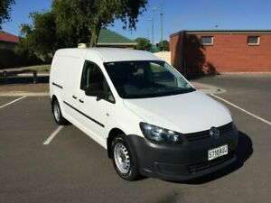 2011 Volkswagen Caddy 2K MY11 Maxi TDI250 7 Speed Auto Direct Shift Van Clarence Gardens Mitcham Area Preview