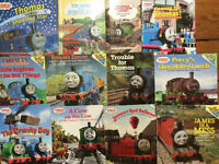 THOMAS THE TANK ENGINE Books $2 each or all 12 for $20