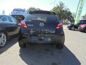 2010 Mazda 2 DE10Y1 Neo Black Manual Hatchback