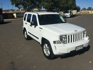 2012 Jeep Cherokee KK MY12 Sport (4x2) 4 Speed Automatic Wagon Clarence Gardens Mitcham Area Preview